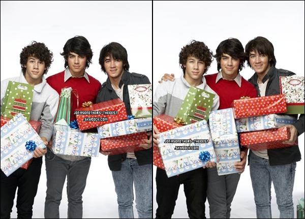 Photos 2007 Je vous présente des photos des Jonas Brothers, photographiée par « John McKee for Twist »
