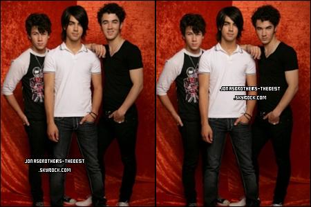 Photos 2008 Je vous présente des photoshoots des Jonas Brothers,  photographiée par « Germany Portraits »