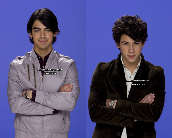 Photos 2008 Je vous présente deux photoshoots des Jonas Brothers, photographiée  par « Unknown for TigerBeat/BOP Magazine »