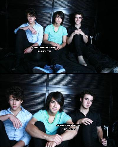 Photos 2008 Je vous présente des photoshoots des Jonas Brothers, photographiée  par « Trip Fontaine for PR »