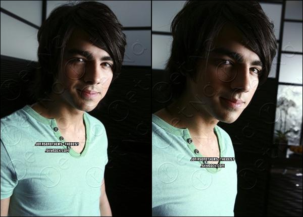 Photos 2008 Je vous présente des photoshoots de Joe Jonas, photographiée  par « Trip Fontaine for PR »