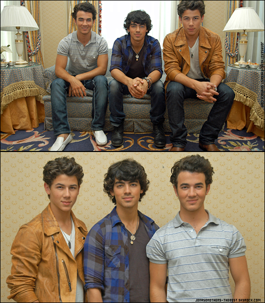 Photos 2009 Je vous présente des photoshoots des Jonas Brothers, photographiée  par « Paolo Battigelli for Madrid Shoot »