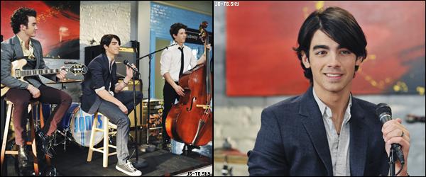 Photos 2009 Je vous présente des photos des Jonas Brothers, photographiée par l'équipe des  « Jonas Brothers for Series JONAS »