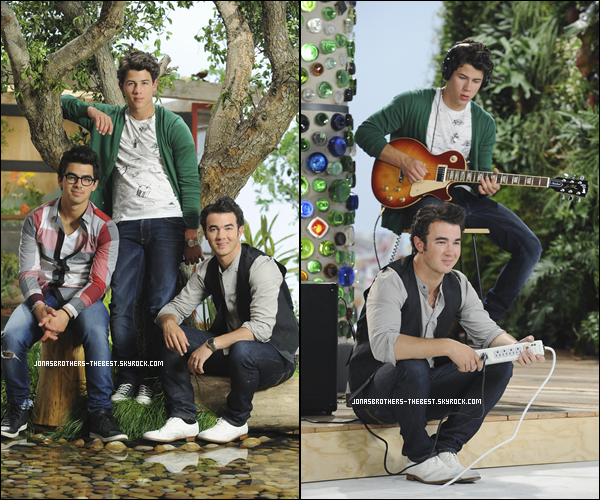 Photos 2010 Je vous présente des photoshoots des  frères Jonas, photographiée par un photographe dont je n'ai pas trouver le nom :/