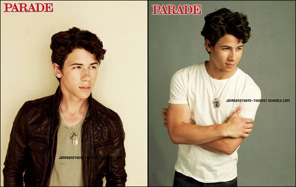 Photos 2010 Je vous présente des photos de Nick Jonas, photographiée par Mario Testino