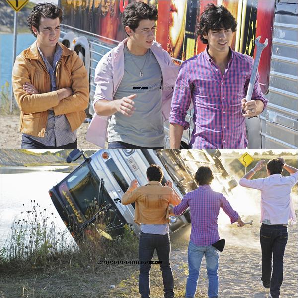 Photos 2010 Je vous présente des photoshoots des Jonas Brothers, photographiée par un photographe donc je n'ai pas trouvée le nom :/