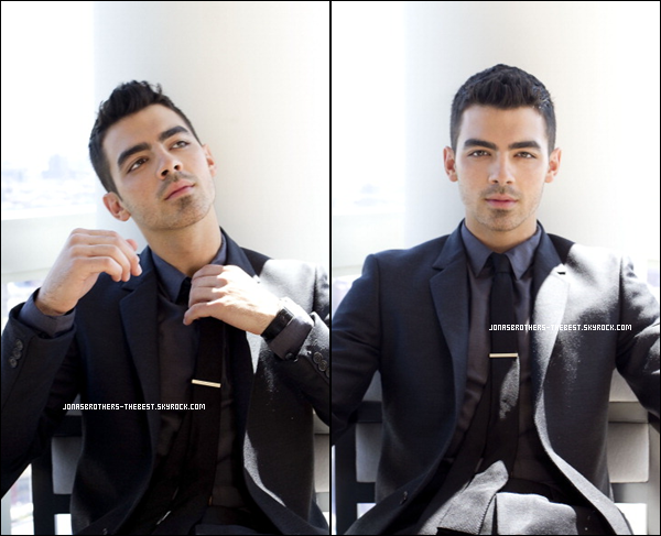 Photos 2011 Je vous présente des photoshoots de Joe Jonas, prise à New York, photographiée par  Lee Clower