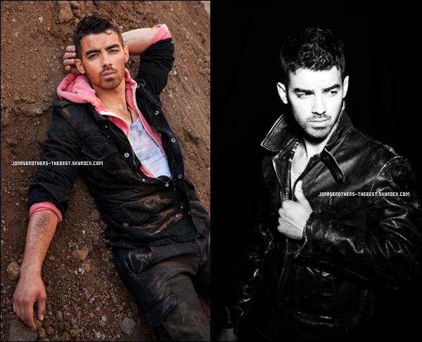 Photos 2011 Je vous présente des photoshoots de Joe Jonas, prise pour le magazine Rollacoaster, photographiée par  Kenneth Cappello