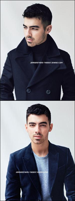 Photos 2011 Je vous présente des photoshoots de Joe Jonas, pour le magazine The Journal, photographiée par  Angelo Panetta