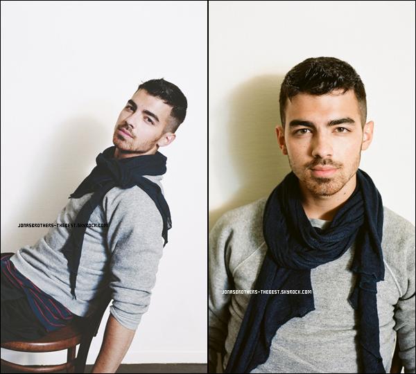 Photos 2011 Je vous présente trois photoshoots de Joe Jonas, photographiée par  Paper Magazine