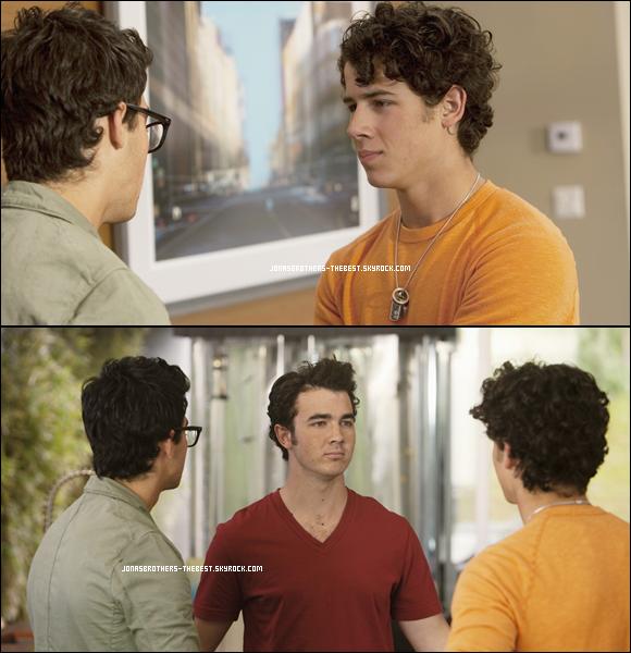 Photos 2010 Je vous présente des photos des frères Jonas, photographiée par la production de JONAS L.A