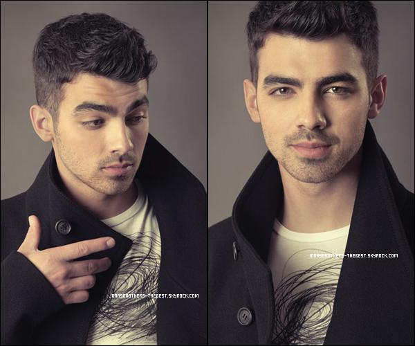 Photos 2011 Je vous présente des photos de Joe Jonas, photographiée par Glamour Mexico