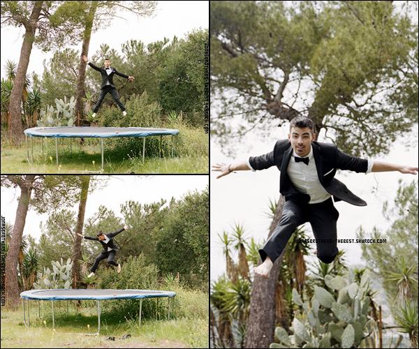 Photos 2011 Je vous présente des photoshoots de Joe Jonas, photographiée par  Paper Magazine