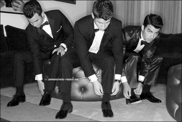 Photos 2012 Je vous présente des photoshoots des frères Jonas, photographiée par  Vogue magazine