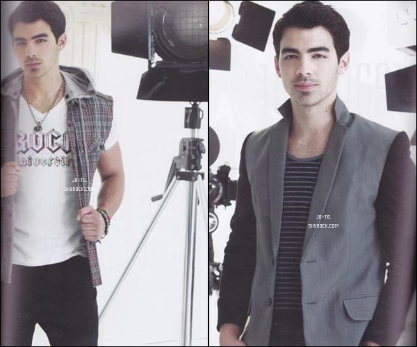 Photos 2012 Je vous présente des photos de Joe Jonas, photographiée par un photographe dont je n'ai pas réussis à trouver le nom :/