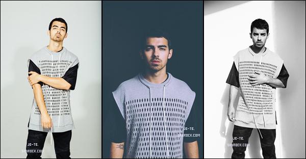 Photos 2013 Je vous présente des photoshoots de Joe Jonas, photographiée pour Nylon Magazine