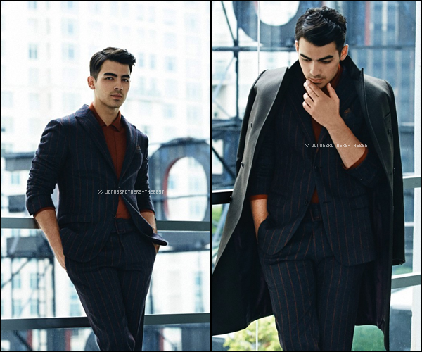 """Photos 2014 Je vous présente des photos de Joe Jonas, photographiée par Karl Simone  pour """"August Man Malaysia"""""""