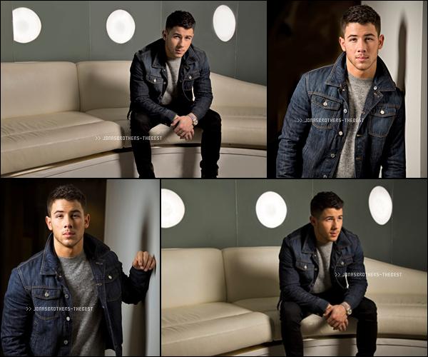 """Photos 2014 Je vous présente des photos de Nick Jonas, photographiée par Bill Berstein  pour """"USA Today"""""""