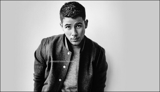 """Photos 2014 Je vous présente des photos de Nick Jonas, photographiée par Andrea Laszlo  pour """"Yahoo"""""""