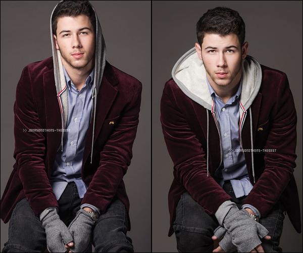 """Photos 2014 Je vous présente des photos de Nick Jonas, photographiée par Oscar Ponce  pour """"Estilo D.F Mexico"""""""