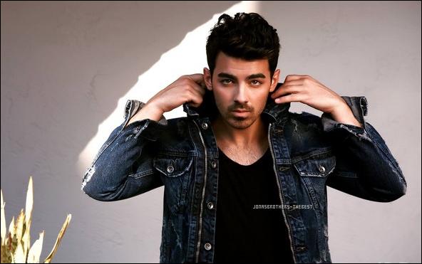 """Photos 2016 Je vous présente des photos de Joe Jonas, photographiée par Patrick Ecclesine pour """"PR Purposes"""""""