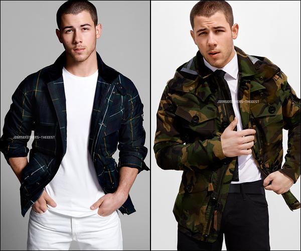 """Photos 2016 Je vous présente des photos de Nick Jonas, photographiée par Yu Tsai pour """"Harper's Bazaar Man Singapore"""""""