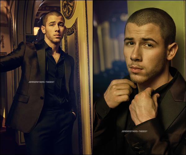 """Photos 2016 Je vous présente des photos de Nick Jonas, photographiée par Austin Hargrave pour """"Billboard Magazine"""""""