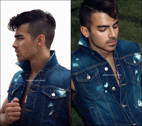 """Photos 2016 Je vous présente des photos de Joe Jonas, photographiée par Pantelis pour """"Notion Magazine"""""""