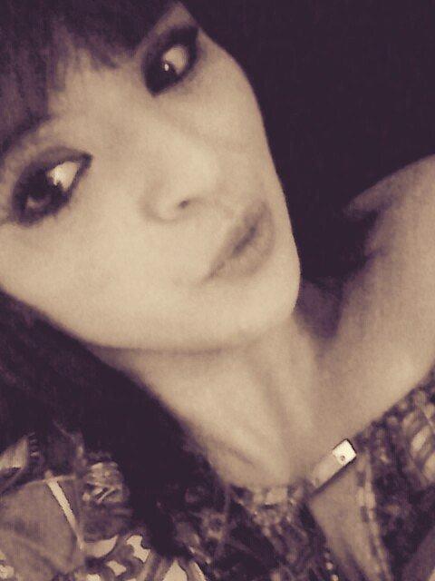 Une nouvelle photo de moi! 😘😘