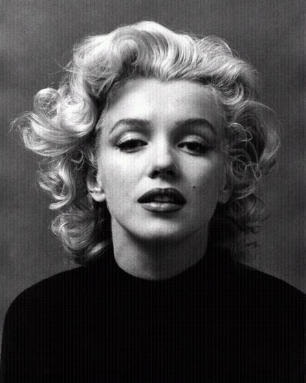 Marilyn Monroe !