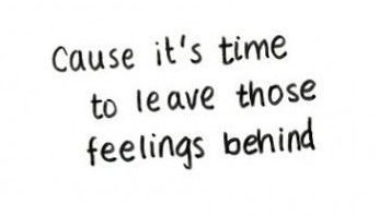 Faudra que tu m'expliques pourquoi du jour au lendemain t'es devenu quelqu'un d'autre.