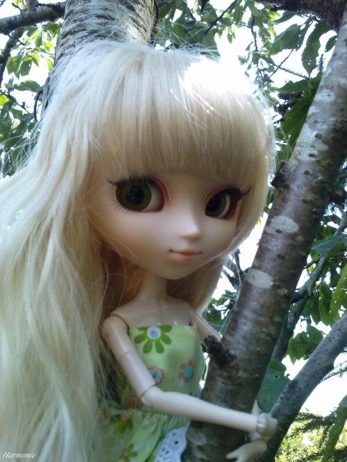 Séance photos de Mitsuki