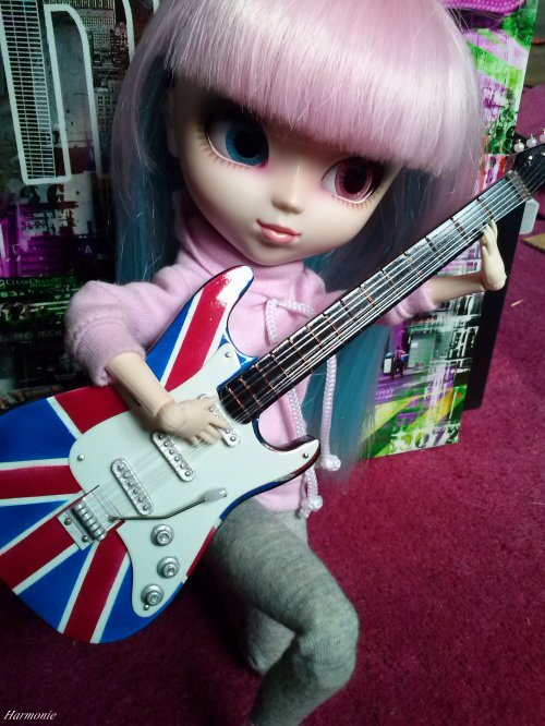 Setsuna la musicienne !!!