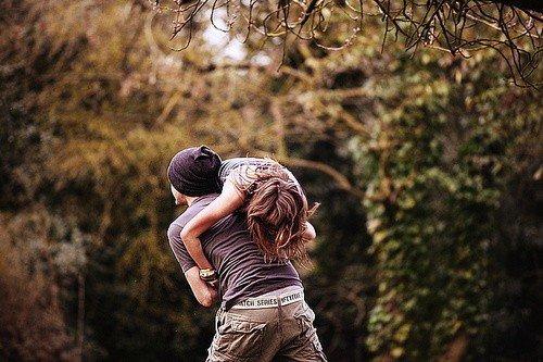 « On ne devrait jamais se quitter quand on s'aime. »