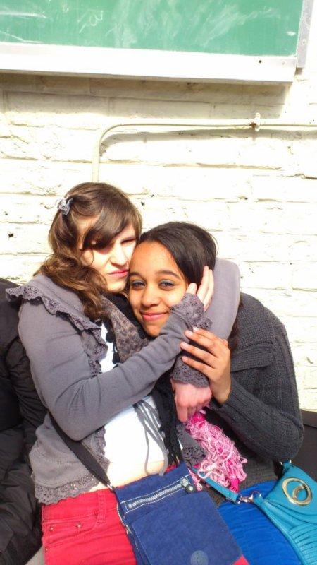 Aurelie et moi <3<3