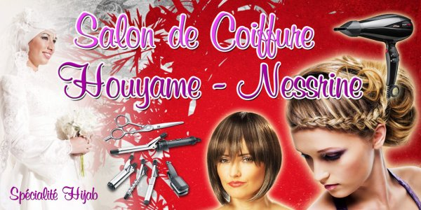 new salon de coiffeure