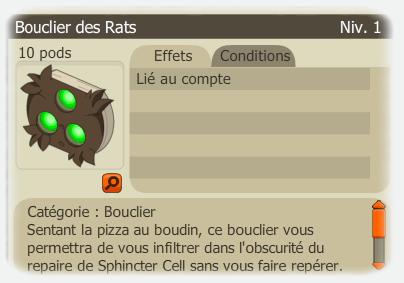 Le Rat Bajoie et ses drôles d'amis !