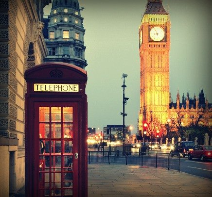 Londres, Londres et encore Londres.