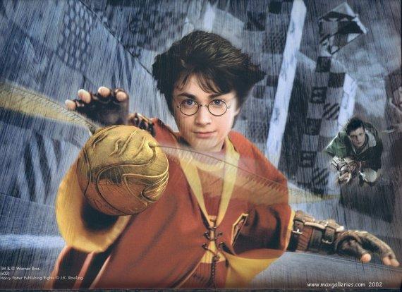Chapitre 12 - Match de Quidditch!
