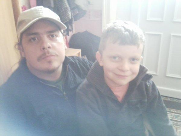 1 de mes filleul et moi