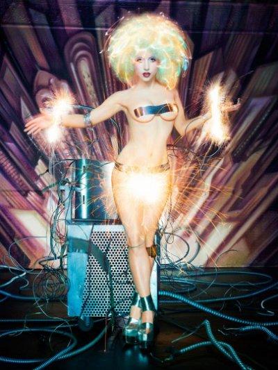 Lady Gaga concours sur mon blog!!!!