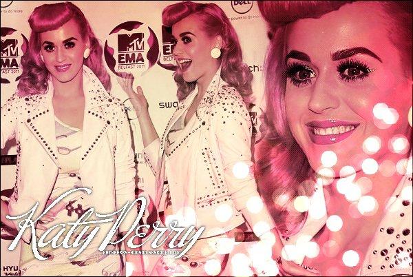 ♫ Bienvenue sur ton meilleur fan site sur la belle Californienne : Katy Perry ! ♥