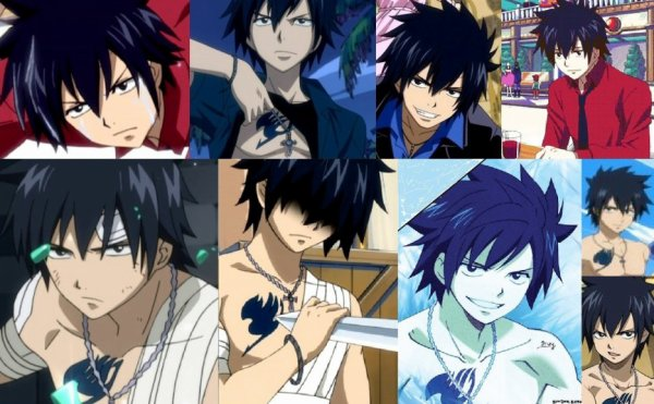 Quelques images (fairy tail )