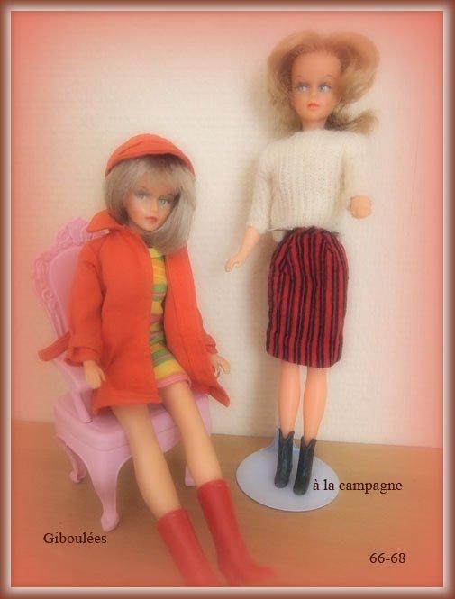Suite 2 Mode Tressy années 1966-68