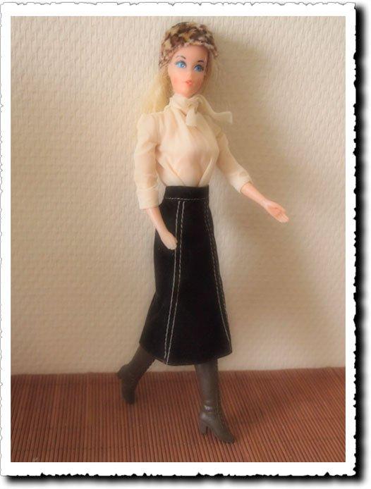 Barbie seventie's
