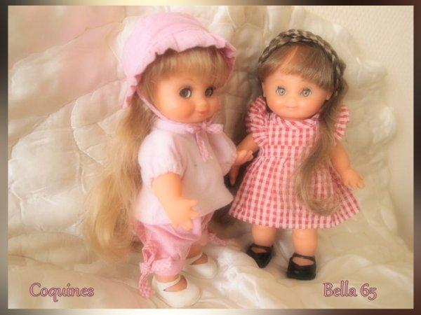 Coquines de Bella