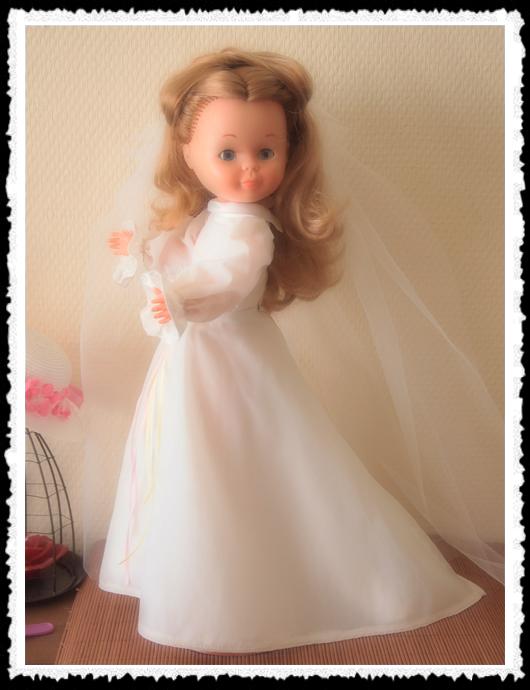 Nancy se marie