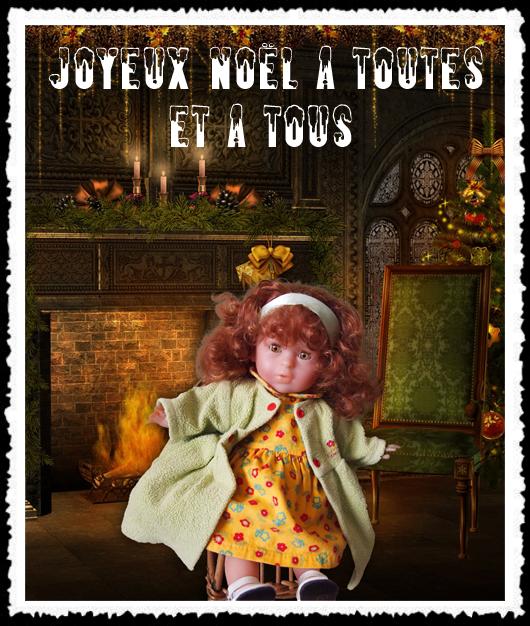 JOYEUX NOEL à TOUTES et à TOUS