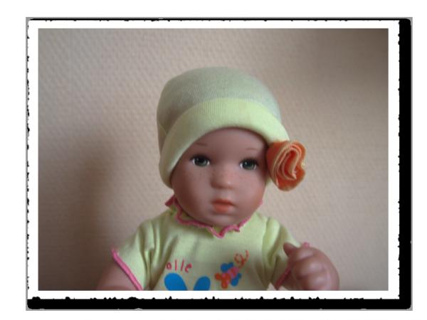 Käthe Kruse, le petit Bade Baby