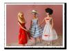 Jolies robes d'été pour Barbie
